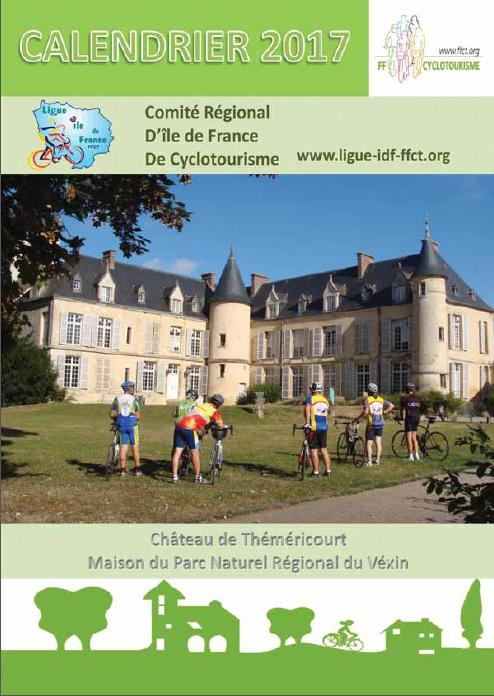 Calendrier CoReg Ile de France 2017   Codep94